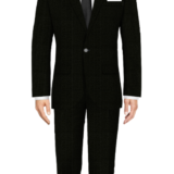 Barnes Black Suit