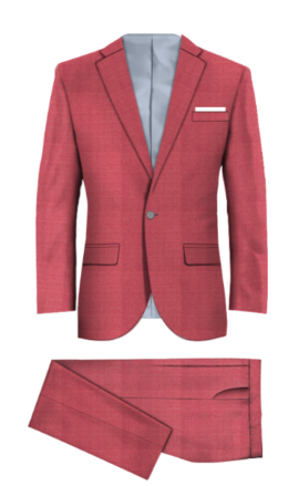 Chingford Pink Suit
