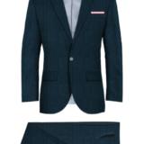 Hyde Blue Suit