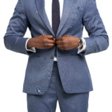 Bedford Blue Suit
