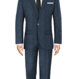 Kingsbury Blue Suit