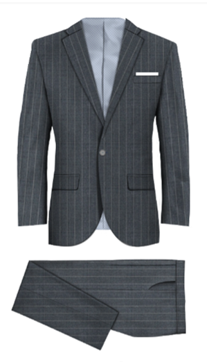 Abbey Gray Suit