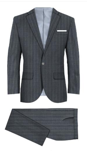 Abbey Gray Suit
