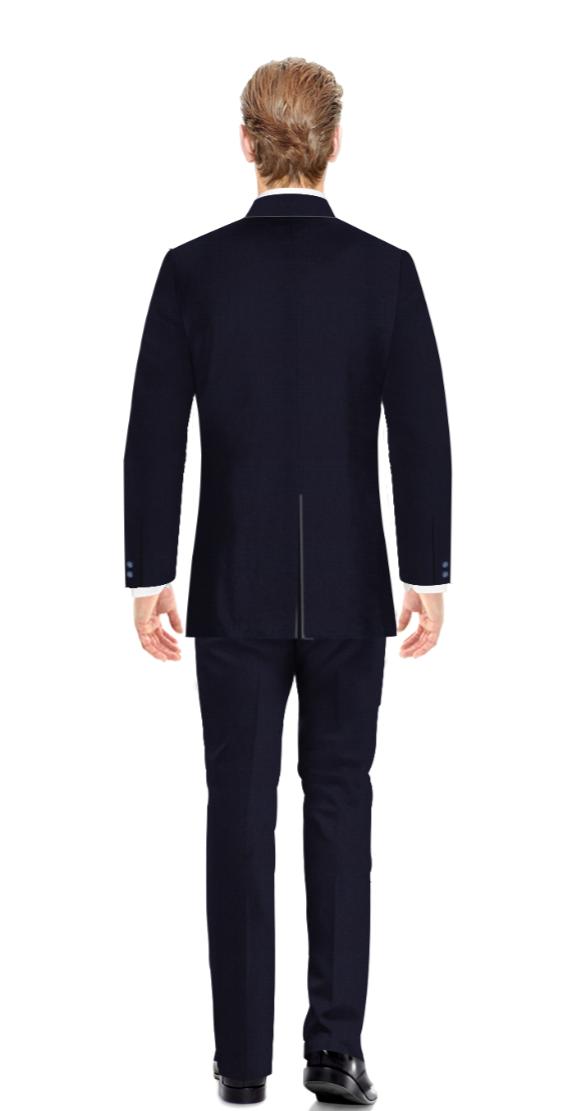 Brunswick Blue Suit