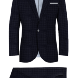 Charlton Blue Suit