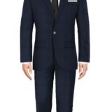 Crystal Blue Suit