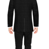 Denmark Black Suit