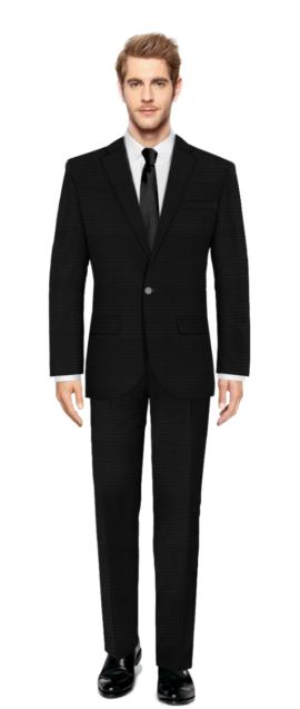 Deptford Black Suit