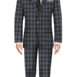 Ealing Gray Suit