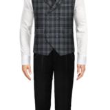 Ealing Gray Vest