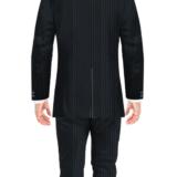 Farringdon Black Suit