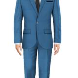 Fortis Blue Suit