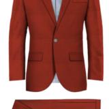 Grange Red Suit