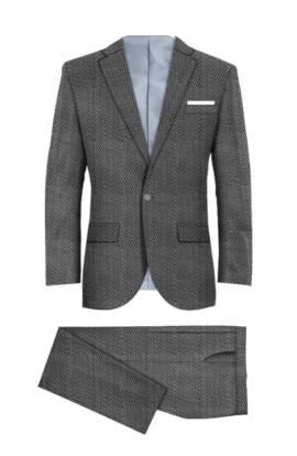 Hale Gray Suit