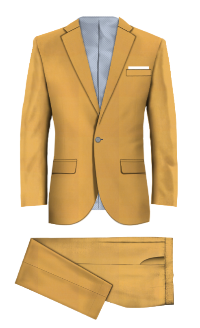 Hampstead Orange Suit