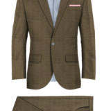 Homerton Brown Suit