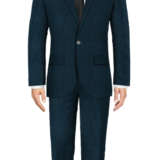Hyde Blue Suit