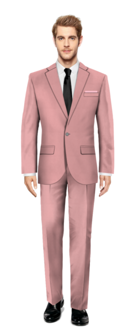 Northgate Pink Suit