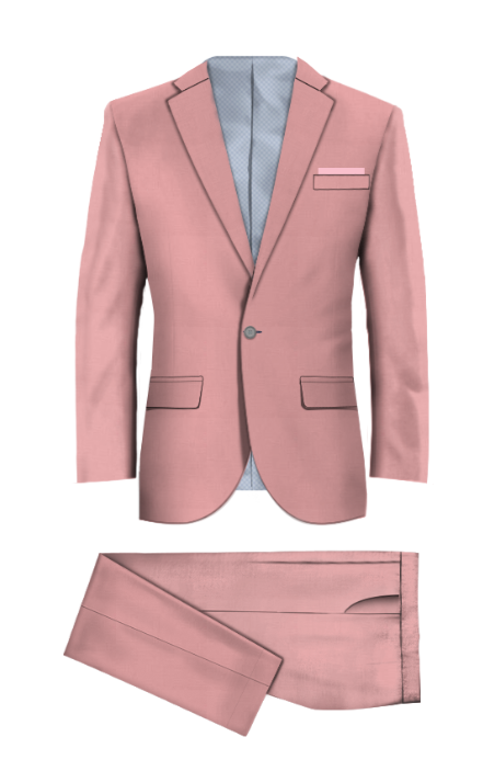 Northgate Pink Suit