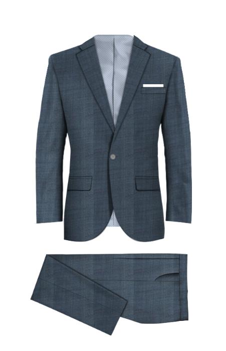 Oakleigh Blue Suit