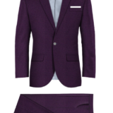 Old Ford Purple Suit