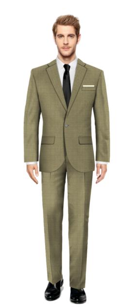 Palmers Brown Suit