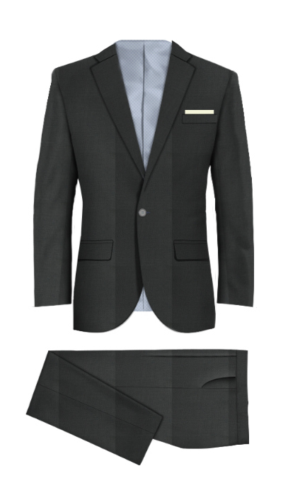 Ratcliff Brown Suit