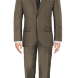 Shadwell Brown Suit