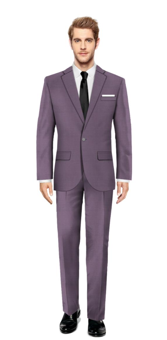 Somerstown Purple Suit