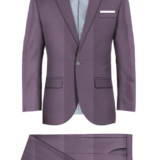 Somerstown Purple Suit