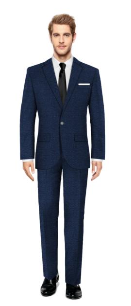 Southgate Blue Suit