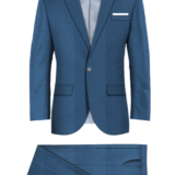 Stamford Blue Suit