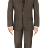 Tufnell Brown Suit
