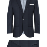 Whetstone Blue Suit
