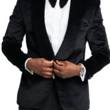 Albert Black Blazer