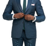 Cranford Green Suit