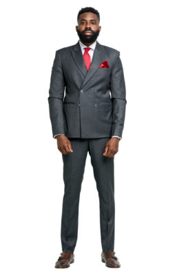Eden Gray Suit
